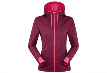 Eider Wooly Hoodie 2.0 woman Fleece Bright Red
