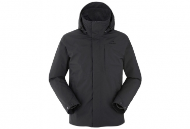 veste 3 en 1 eider covent gore tex noir xl