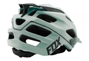 Casco Fox Flux Noir / Vert