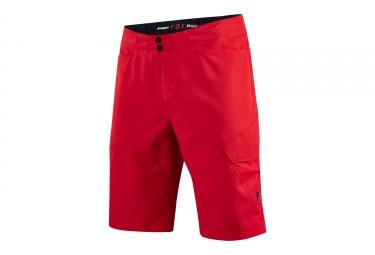 short avec peau fox ranger cargo rouge 36