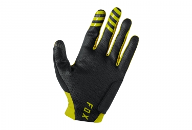 Gants Long Fox FlexAir Jaune