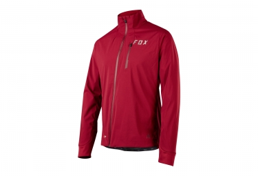 veste thermique fox attack pro fire rouge l