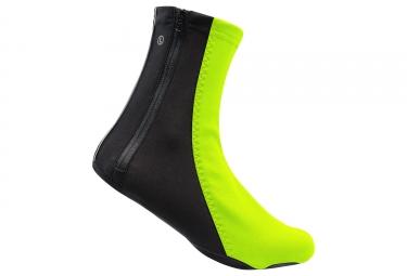 sur chaussures gore bike wear universal gws thermo jaune fluo noir 45 47