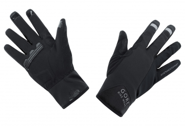 Gants gore bike wear power windstopper noir 3xl