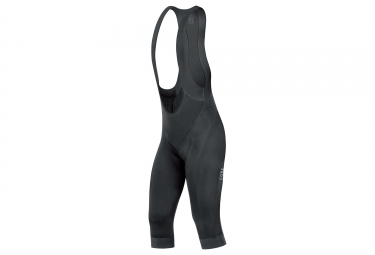 Cuissard 3/4 Gore Bike Wear Power Noir