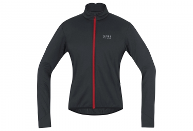 veste gore bike wear power 2 0 ws soft shell noir l