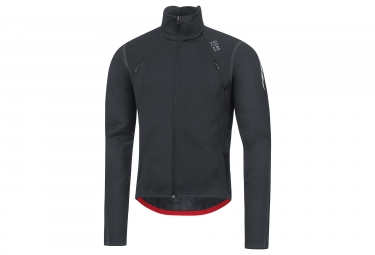 Veste gore bike wear oxygen windstopper noir m