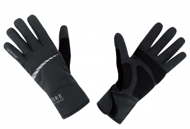 Gants Gore Bike Wear Road GTX Noir