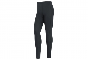 Collant Long Femme Gore Running Wear Essential Lady Thermo Noir