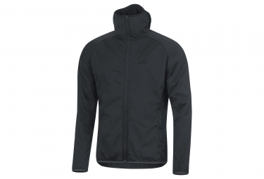 veste gore bike wear element urban windstopper noir m