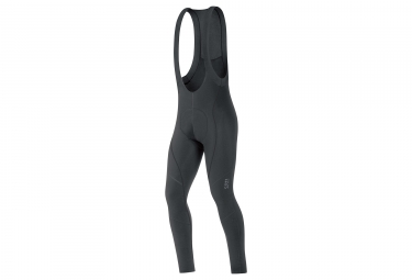 Cuissard Long Gore Bike Wear E2.0 Thermo Noir