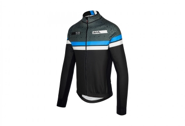 veste coupe vent spiuk performance noir bleu xl