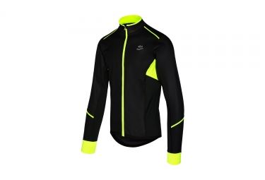 veste coupe vent spiuk race light noir jaune s