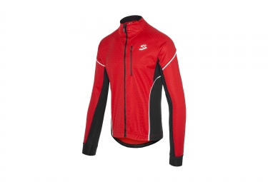 SPIUK Team Thermal Jacket Red Black