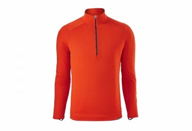 Sous maillot hiver patagonia capilene thermal weight orange l