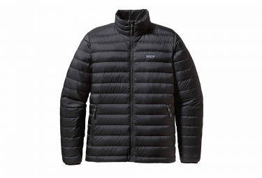 Patagonia Sweater Down Jacket Black
