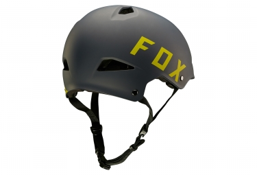 Casque Fox Flight Eyecon Hardshell Noir Jaune