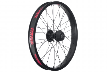 Stranger Crux V2 XL Rear Wheel Freecoaster Black