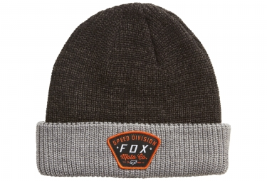 Bonnet Fox Sno Cat Roll Gris Heather Graphite