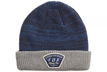 Bonnet Fox Sno Cat Roll Bleu Heather Midnight