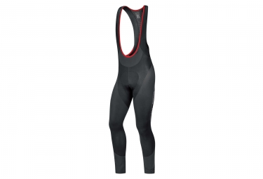 Cuissard long gore bike wear oxygen thermo noir s