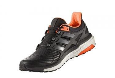 adidas running energy boost noir orange homme 46