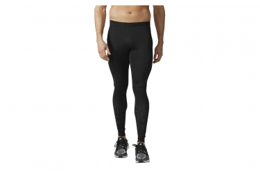 Collant long adidas running supernova noir m