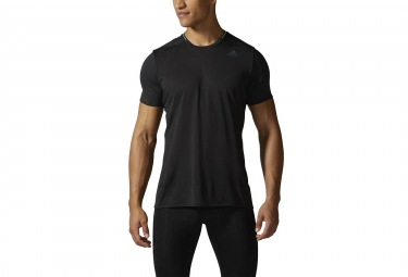 adidas running Supernova Short Sleeves Jersey Black