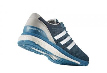 Chaussures de Running adidas running Adizero Boston 6 Bleu / Gris