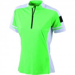 James et nicholson maillot cycliste femme jn451 vert s