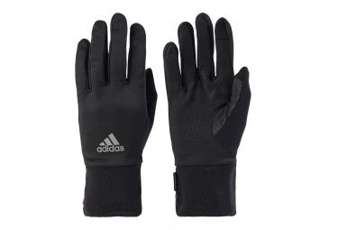 Gants hiver adidas running climawarm noir xl