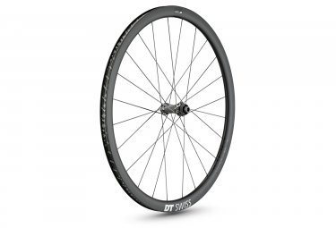 Roue avant dt swiss prc 1400 spline db 35 12x100mm 2018