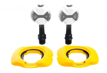 SPEEDPLAY Zero Chrome-Moly Pedals (Walkable) Bianco