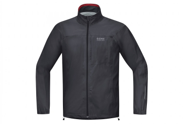 Veste gore running wear essential gore tex active noir s