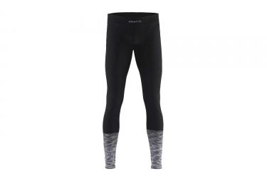 Collant long craft wool comfort 2 0 noir l