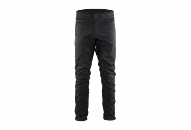 pantalon craft siberien noir m