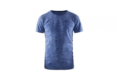 Maillot manches courtes craft core bleu s