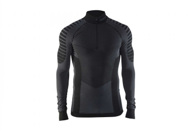 Craft Active Intensity Langarm Jersey schwarz