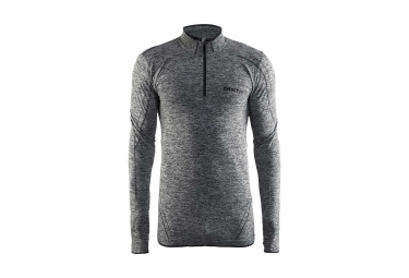 maillot craft active comfort gris m