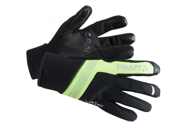 gants craft shelter noir m