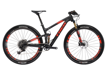 Vtt tout suspendu trek 2018 top fuel 9 9 rsl 29 sram xx1 eagle 12v noir rouge 17 5 p