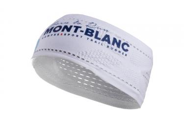 bandeau compressport on off mont blanc 2017 blanc