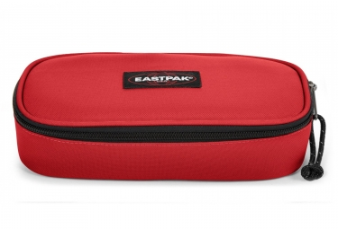 Trousse eastpak oval apple pick rouge