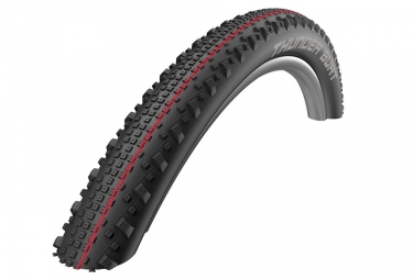 Pneu schwalbe thunder burt 29 tubeless ready souple snakeskin addix speed 2 25