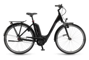 Bicicleta Ciudad Mujer Winora Tria N7 Noir