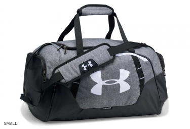 sac de sport under armour undeniable 3 0 gris noir 55