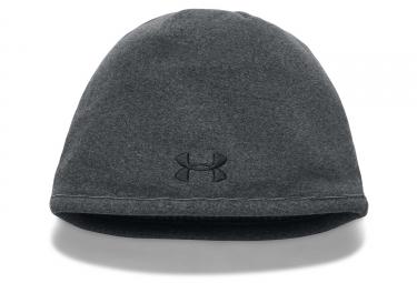 bonnet under armour coldgear infrared gris noir