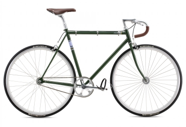 fuji velo complet fixie feather vert 58 cm 182 190 cm