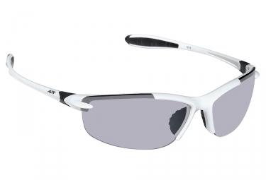 paire de lunettes azr kromic flandre blanc gris photochromique