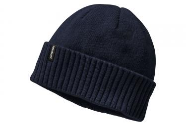 bonnet patagonia brodeo bleu marine